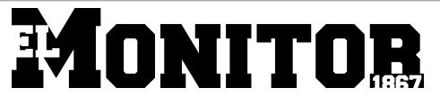El Monitor logo